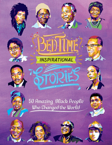 Black history books - inspirational bedtime stories