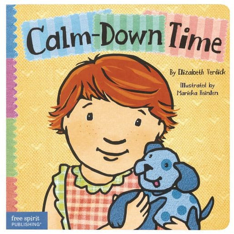 Calm-Down Time book cover