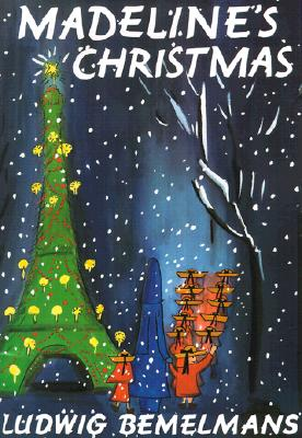 holiday books - Madeline's Christmas