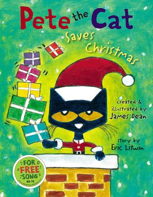 Christmas books - Pete the Cat