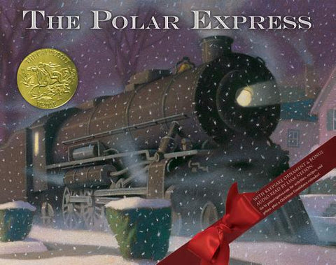 Holiday books - Polar Express