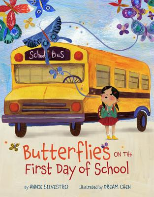 First Day of School Books: Butterflies on the First Day of School