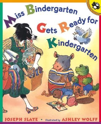 First Day of School Books: Miss Bindergarten Gets Ready for Kindergarten