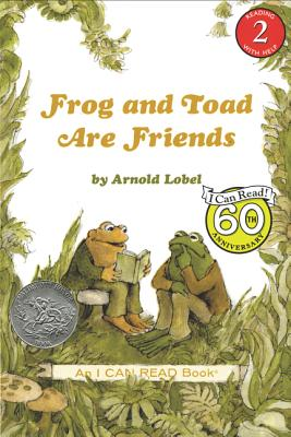 Friendship books - Frog and Toad are Friends