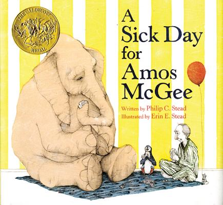 Friendship books - Sick Day for Amos McGee