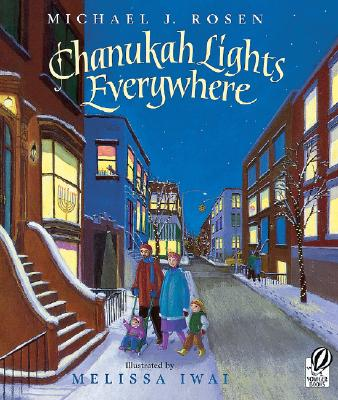 Hanukkah books - Chanukkah Lights Everywhere