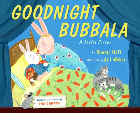 Hanukkah books - Goodnight Bubbala