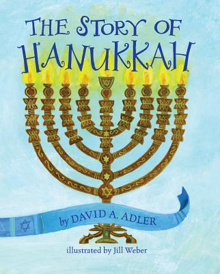 Hanukkah books - The Hanukkah Story
