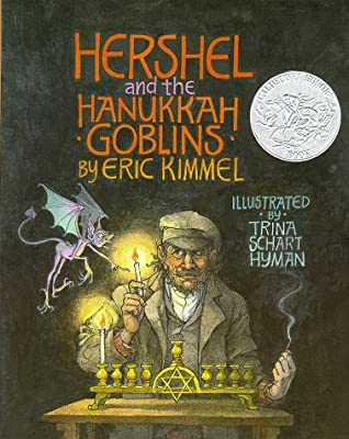 Hanukkah book - Hershel and the Hanukkah Goblins