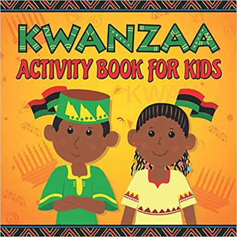 Kwanzaa Activity Book for Kids