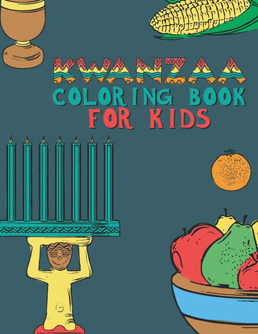 Kwanzaa Coloring Book