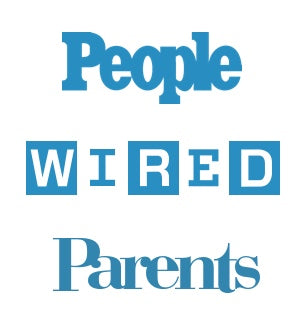 Press - People Magazine, Wired, Parents Magazine