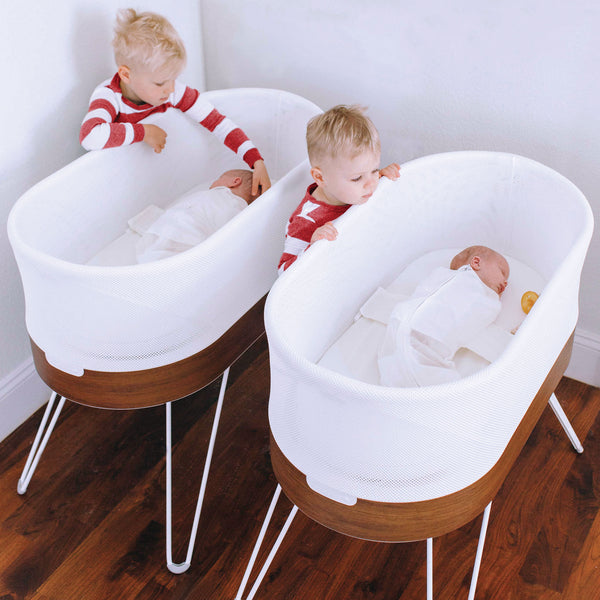 Snoo The Smart Bassinet By Happiest Baby