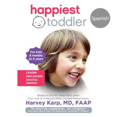 Happiest Toddler on the Block:<br> 8 mos - 5 yrs in Spanish (STREAMING)