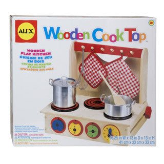 Wooden Cook Top - eBeanstalk