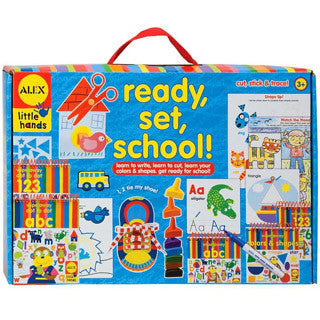 Ready Set School - Alex - eBeanstalk