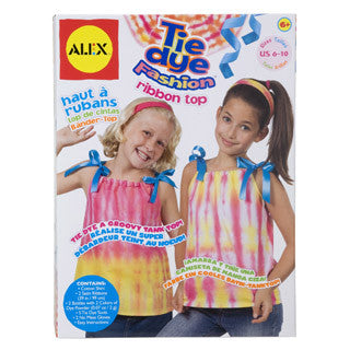 Tie Dye Fashion Top - Alex - eBeanstalk
