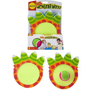 Catch N Stick Monster Mitts - Alex - eBeanstalk