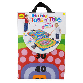 Bean Bag Toss N Tote - Alex - eBeanstalk