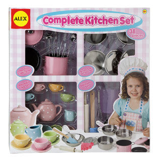 Complete Kitchen Set - Alex - eBeanstalk