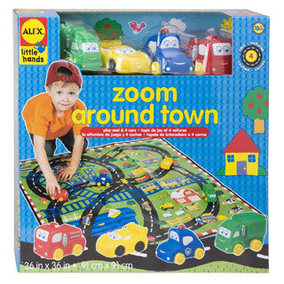 Zoom Around Town - eBeanstalk