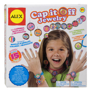 Cap It Off Jewelry - Alex - eBeanstalk