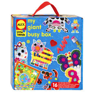 My Giant Busy Box - Alex - eBeanstalk