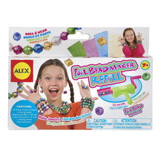 Foil Bead Maker REFILL - Alex - eBeanstalk