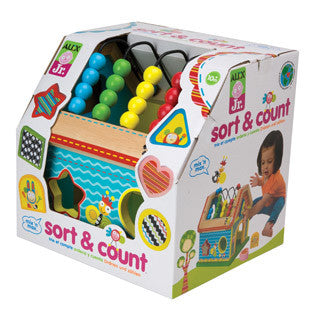 Sort & Count - Alex - eBeanstalk