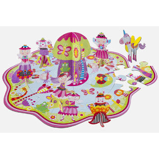 3D Fairyland - eBeanstalk