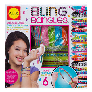 Bling Bangles - Alex - eBeanstalk