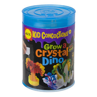Grow A Crystal Dino Science Kit - Alex - eBeanstalk
