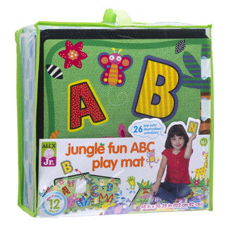 Alex Junior Jungle Fun ABC Play Mat - eBeanstalk