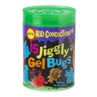 Alex Kid Concoctions 15 Jiggly Gel Bugs - eBeanstalk