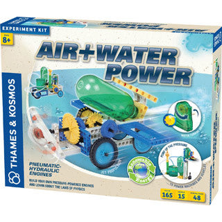 Air and Water Power Experiment Kit - eBeanstalk