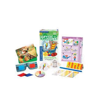 Thames and Kosmos Little Labs Optical Illusions Science Kit - Thames and Kosmos - eBeanstalk