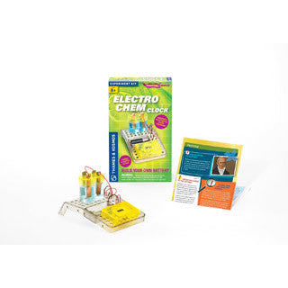 Thames and Kosmos Electro Chem Clock Science Kit - Thames and Kosmos - eBeanstalk