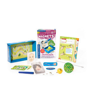 Thames and Kosmos Little Labs Magnets Science Kit - Thames and Kosmos - eBeanstalk