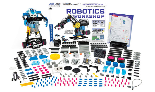 Thames and Kosmos Robotics Workshop