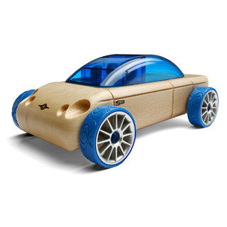 S9 Sedan- Blue - Automoblox - eBeanstalk