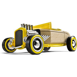 Hr-2 Roadster Yellow - Automoblox - eBeanstalk