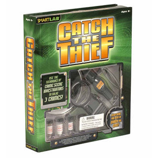 Catch The Thief - Smart Lab - eBeanstalk