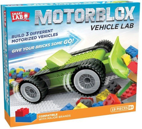Smartlab Motorblox Vehicle Lab