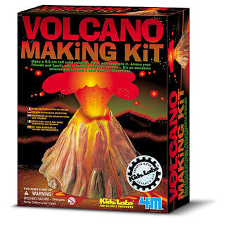 Volcano Making Kit - 4M - eBeanstalk