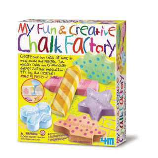 My Fun Chalk Factory - 4M - eBeanstalk