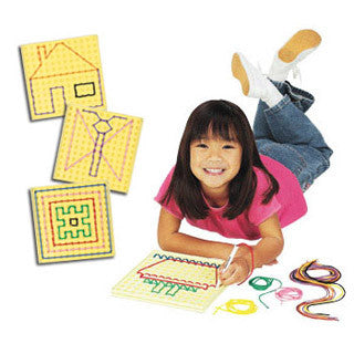 String-Along Lacing Kit - Educational Insights - eBeanstalk