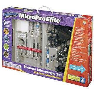 MicroPro Elite Microscope Set - Educational Insights - eBeanstalk