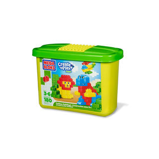 Mini Tub of Blocks - MEGA Brands - eBeanstalk