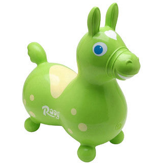 Rody Horse Lime - Gymnic - eBeanstalk
