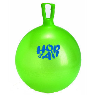 Hop On Air Translucent Green - Gymnic - eBeanstalk
